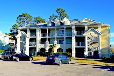 Calabash Condo/Townhouse For Sale: 330 S Middleton Drive NW #205