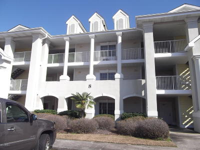 Brunswick Plantation Condo/Townhouse For Sale: 330 S Middleton Drive NW #809