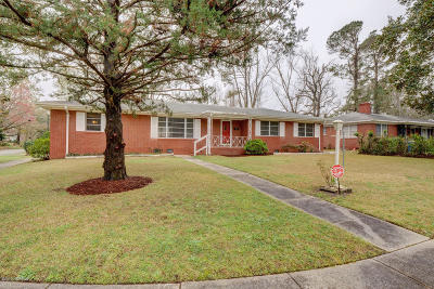 Wilmington Single Family Home Pending: 2426 Shirley Road