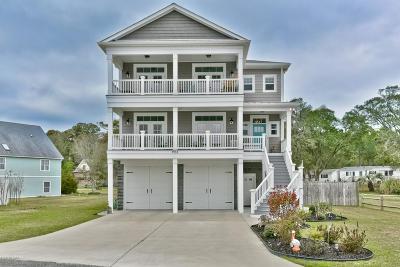 Ocean Isle Beach Single Family Home For Sale: 1952 Stone Ballast Way SW