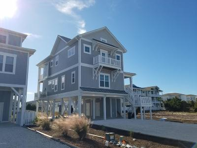 Ocean Isle Beach Single Family Home For Sale: 318 E E Second Street
