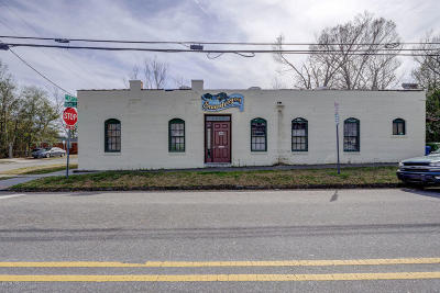 New Hanover County Commercial For Sale: 1220 Dock Street