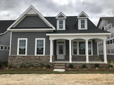 Wilmington Single Family Home For Sale: 4811 Waves Pointe