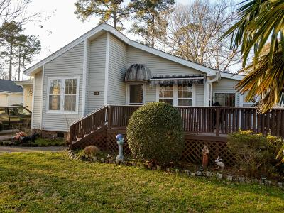 Calabash Single Family Home For Sale: 414 Deer Path