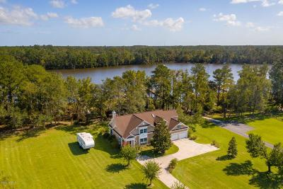 Havelock Single Family Home For Sale: 108 Windtide Lane