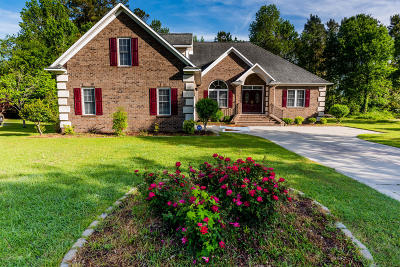 New Bern Single Family Home For Sale: 206 Nydegg Road