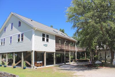 Beaufort Single Family Home For Sale: 180 Lewistown Road