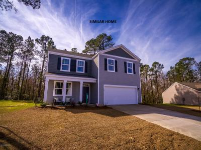 Swansboro NC Single Family Home For Sale: $252,560