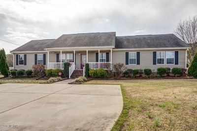 Edgecombe County Single Family Home For Sale: 1012 Coker Town Road