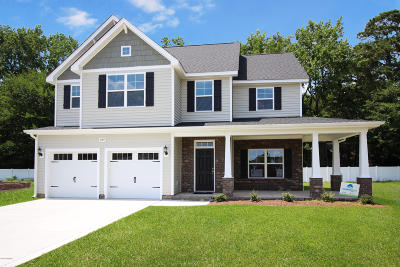 Winterville Single Family Home For Sale: 4349 Glen Castle Way