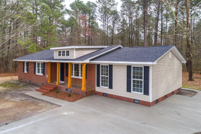 Grimesland Single Family Home For Sale: 5678 Nc Highway 102 E
