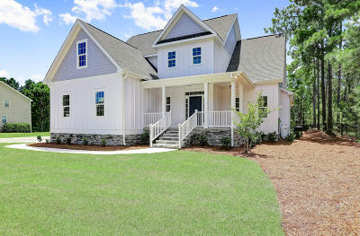 Hampstead Single Family Home For Sale: 20 Tradewinds Drive
