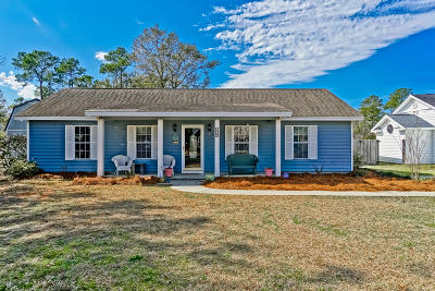 Ocean Isle Beach Single Family Home For Sale: 1718 Camelot Drive SW