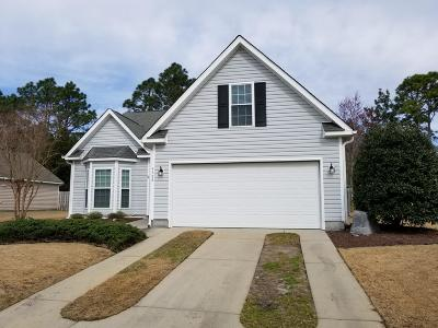 Southport Single Family Home For Sale: 4388 Frying Pan Road SE