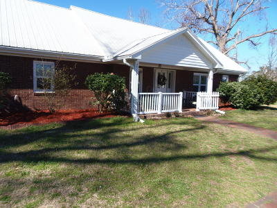 Morehead City Single Family Home For Sale: 2358 Crab Point Loop Road