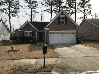 New Bern Single Family Home For Sale: 3119 Drew Avenue