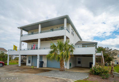 Holden Beach Condo/Townhouse For Sale: 116 Ferry Road #B