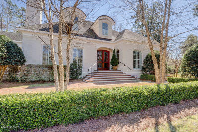 Wilmington Single Family Home For Sale: 5934 Greenville Loop Road