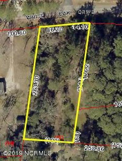 Trent Woods Residential Lots & Land For Sale: 5105 White Oak Drive
