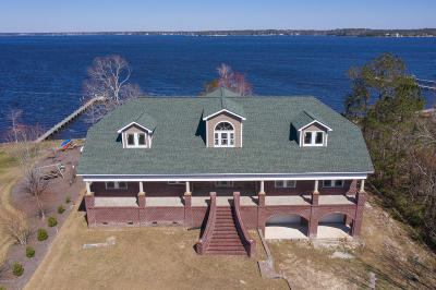 Swansboro Single Family Home For Sale: 106 Line Boat Lane