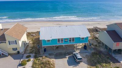 Emerald Isle Single Family Home For Sale: 2405 Ocean Drive