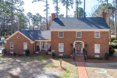 Greenville Single Family Home For Sale: 304 Pinewood Road