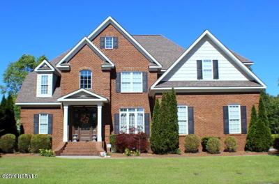 Greenville Single Family Home For Sale: 3703 Cantata Drive