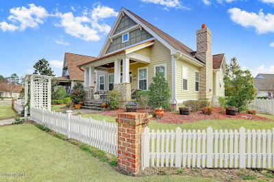Leland Single Family Home For Sale: 1024 Sandy Grove Place