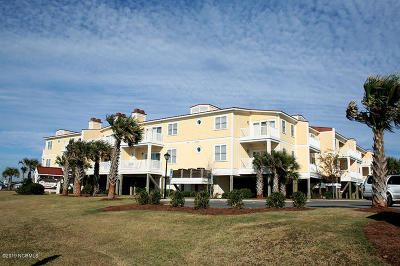 Oak Island Condo/Townhouse For Sale: 700 Ocean Drive #210
