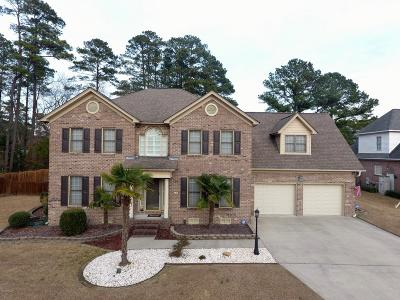 Greenville Single Family Home For Sale: 2203 Trotters Ridge Drive