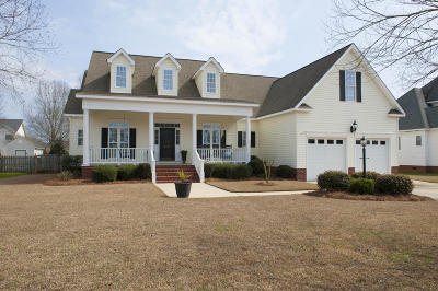 Winterville Single Family Home Active Contingent: 2227 Black Horse Lane