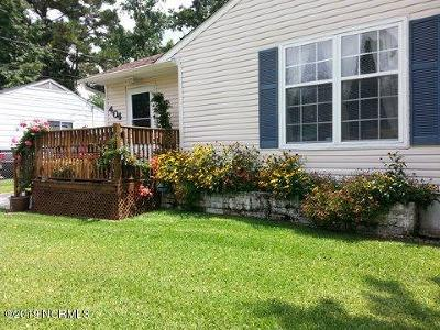 Northwoods Single Family Home For Sale: 404 Jarman Street