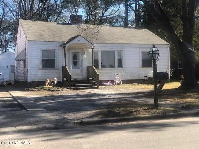 Greenville Single Family Home For Sale: 307 Glenwood Avenue