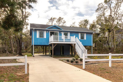 Emerald Isle Single Family Home For Sale: 133 Doe Drive