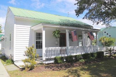 Beaufort NC Single Family Home For Sale: $619,950