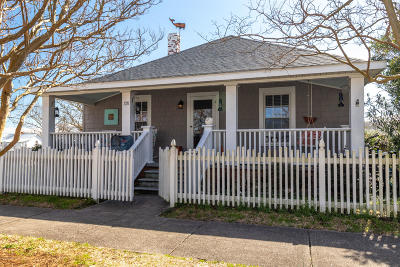 Morehead City Single Family Home For Sale: 1211 Shepard Street
