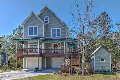 Wilmington Single Family Home For Sale: 414 W Blackbeard Road