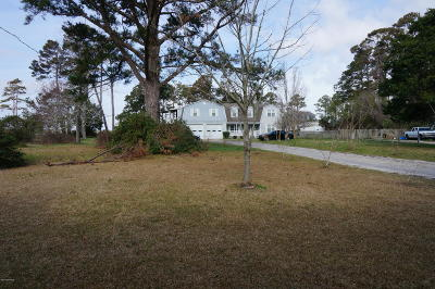 Bettie, Smyrna, Marshallberg, Gloucester, Straits, Davis, Williston, Stacy, Atlantic, Cedar Island, Sea Level Single Family Home For Sale: 306 Shell Hill Road