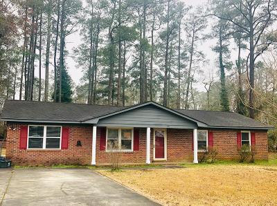 Trent Woods Single Family Home For Sale: 2105 Foxhorn Road