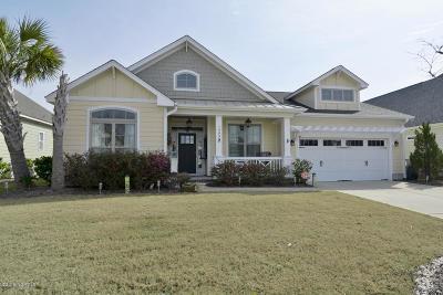 Ocean Isle Beach Single Family Home For Sale: 1403 Dunes Boulevard SW