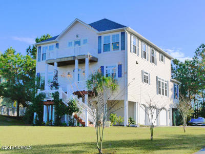Emerald Isle Single Family Home For Sale: 304 Lord Berkley Drive