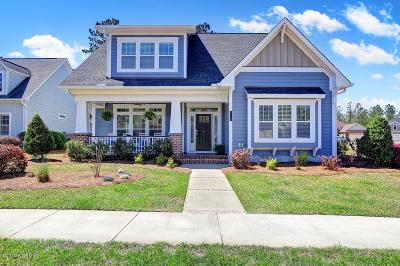 Leland Single Family Home For Sale: 1105 Eldora Court