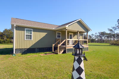 Carteret County Single Family Home For Sale: 211 Chadwick Drive