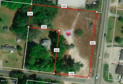 Castle Hayne Residential Lots & Land For Sale: 5901 Castle Hayne Road