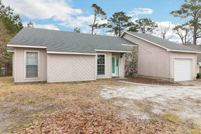 Midway Park NC Single Family Home For Sale: $145,000