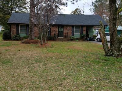 Edgecombe County Single Family Home For Sale: 206 Strickland Drive