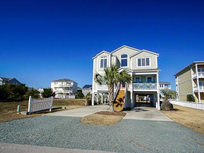 Holden Beach Single Family Home For Sale: 157 Brunswick Avenue E
