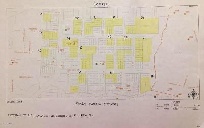 Midway Park Residential Lots & Land For Sale: 1405 14th Street