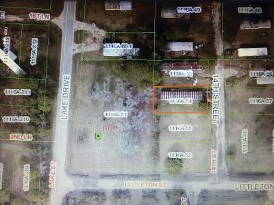 Onslow County Residential Lots & Land For Sale: 1407 14th Street