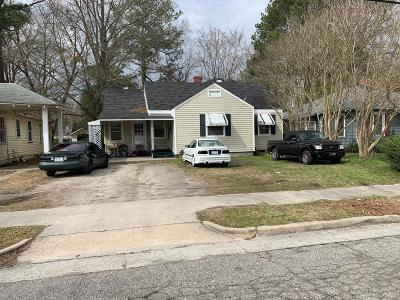 Nash County Single Family Home For Sale: 820 S Howell Street
